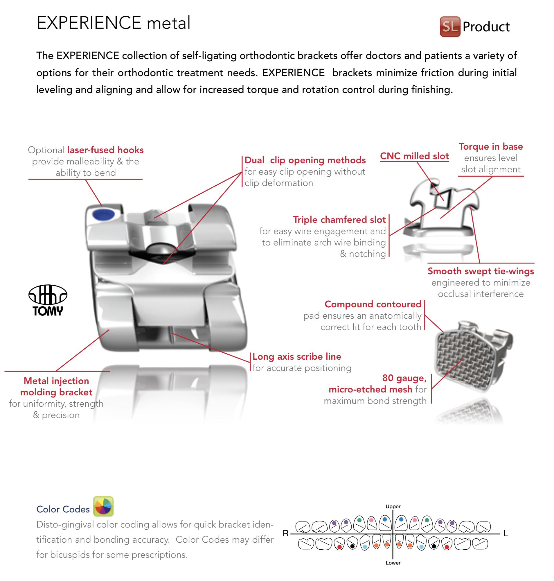 Experience Standard Rhodium