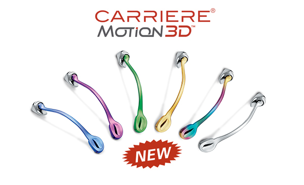 Carriere Motion 3D